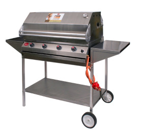 F10151 Chef Mobile 4b on Ssteel trolley