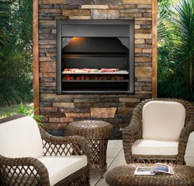 Built-in Braais