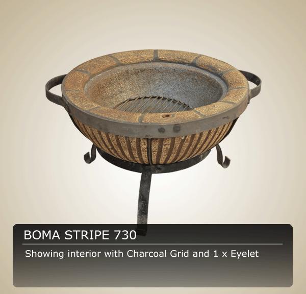 KHBLU041 Boma stipy 730