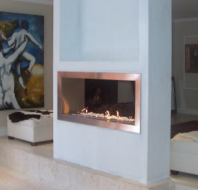 Flueless Gas Fireplaces