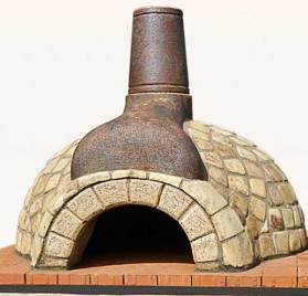 Pizza Oven Cream