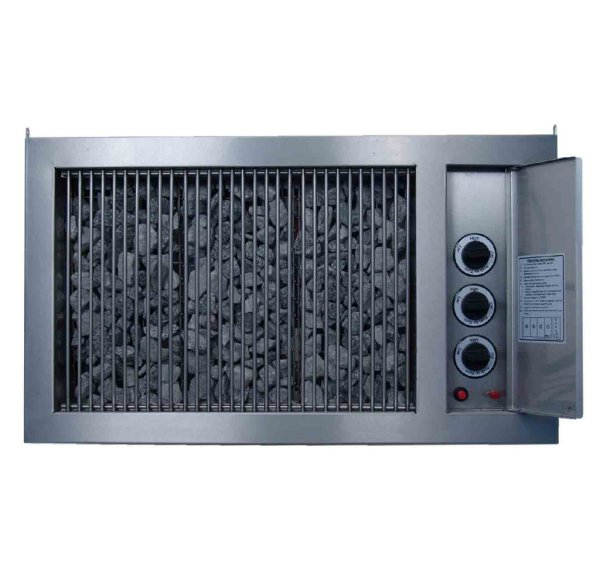 Chad-O-Chef 3 Burner Hob Grill