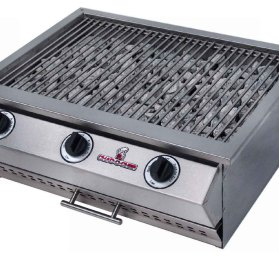 Chad-O-Chef 3 Burner Sizzler Gas Grill
