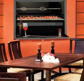 Firefox Multifunction Charcoal Braai