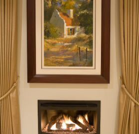 Flued Gas Fireplaces